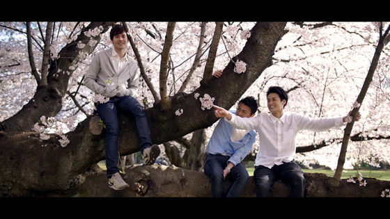 CINEMACT若手三人衆『海・風・空』のサクセスPV制作プロジェクト現在絶好調!!